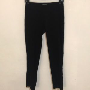 EILEEN FISHER PETITE STRETCH PANTS XS
